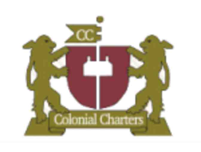 Colonial Charters Golf Club - One foursome with carts