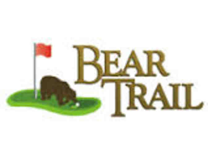 Bear Trail Golf Course - One foursome