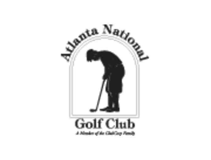Atlanta National Golf Club - One foursome with carts