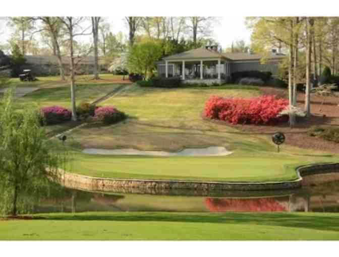 Greenville Country Club - One foursome with carts