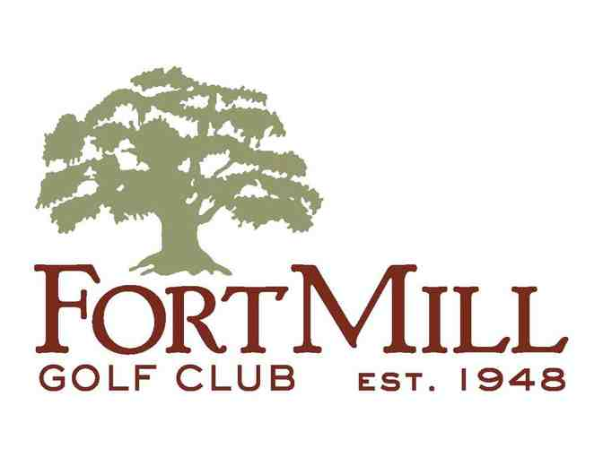 Fort Mill Golf Club - One foursome