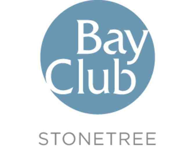 Bay Club StoneTree - One foursome with carts