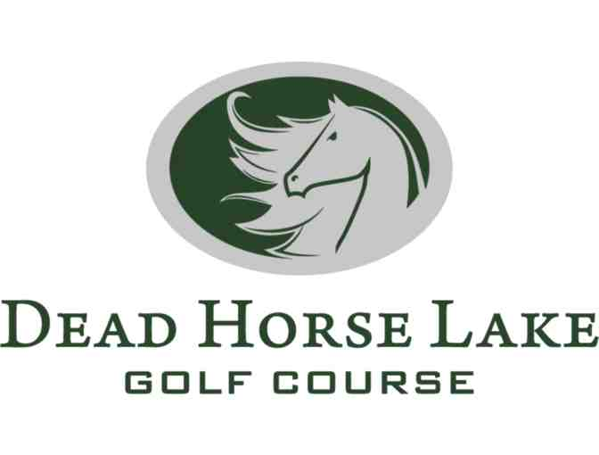 Dead Horse Lake Golf Course - One foursome with carts
