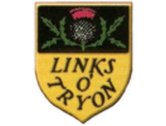 Links O'Tryon - One foursome with carts