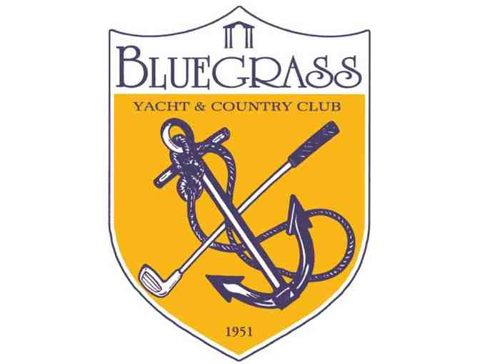 Bluegrass Yacht & Country Club - One foursome