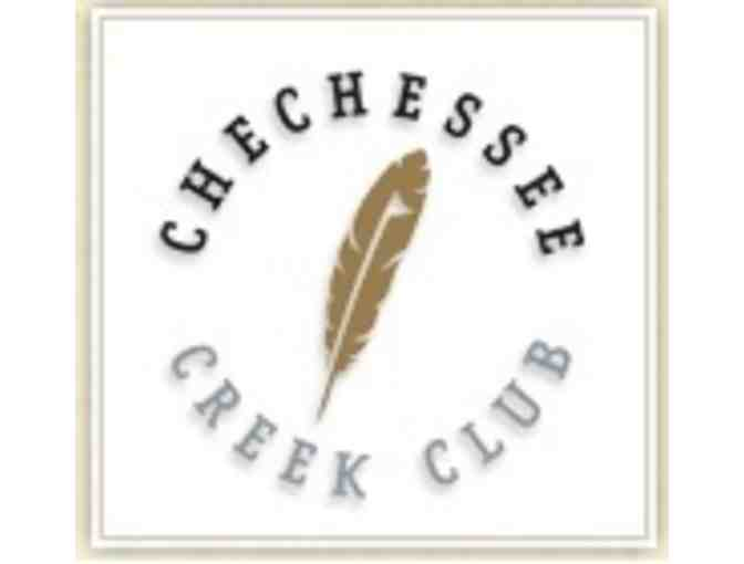 Chechessee Creek Club - One foursome