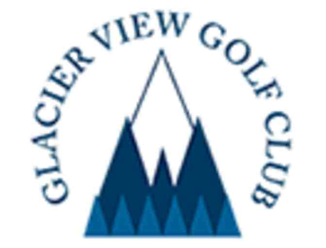 Glacier View Golf Club - One twosome with cart