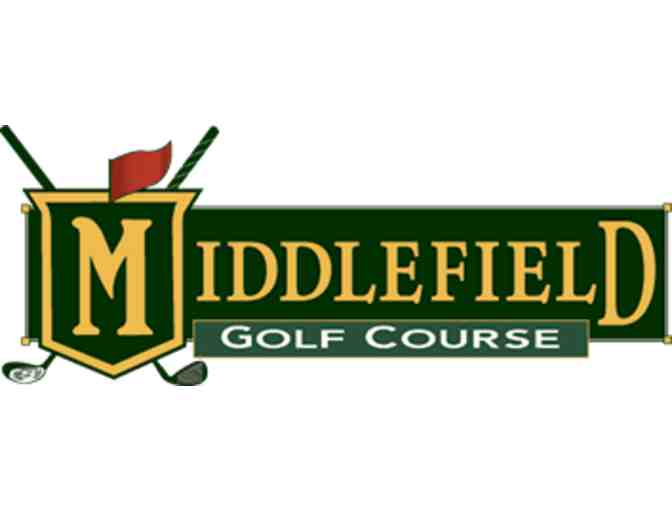 Middlefield Golf Course - golf for two