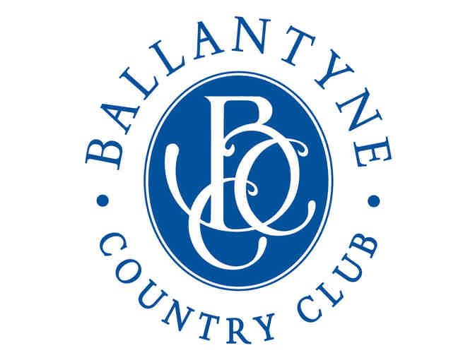 Ballantyne Country Club - One foursome with carts