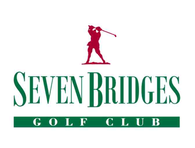Seven Bridges Golf Club - One foursome with carts