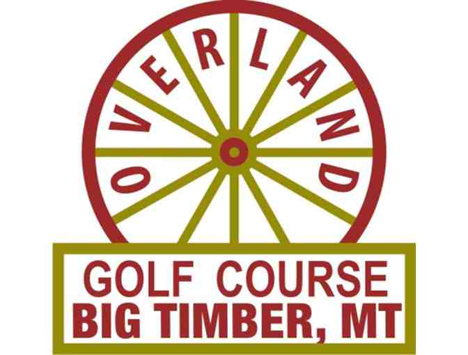 Overland Golf Course - Golf for two with cart