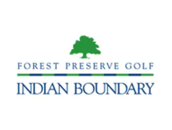 Indian Boundary Golf Club - One foursome