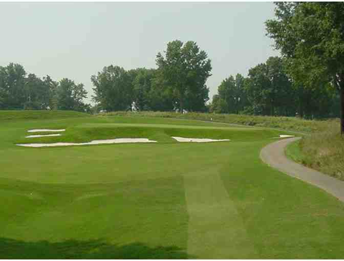 Cherokee Country Club - One foursome with carts