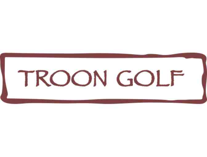 2018 Troon National FourSome Card