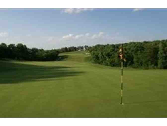 Shadow Glen Golf Club - One foursome with carts