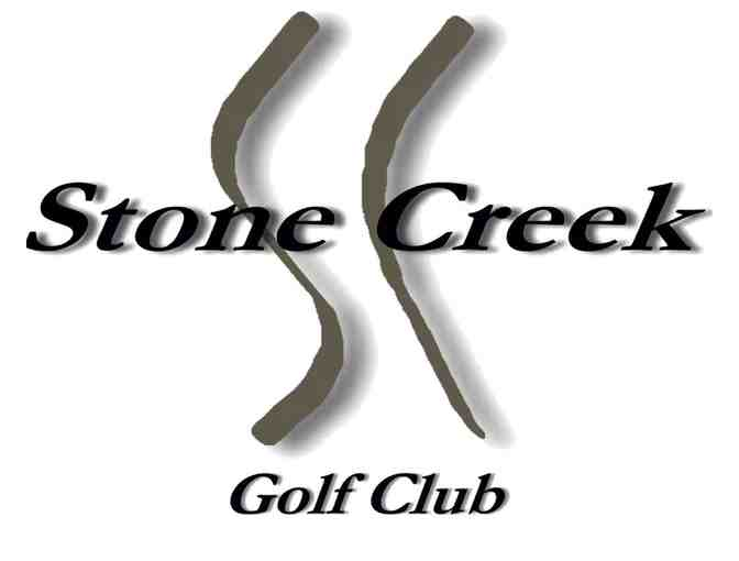 Stone Creek Golf Club - One foursome with carts