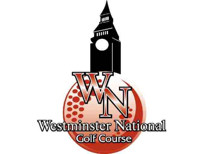 Westminster National Golf Course - One foursome with carts