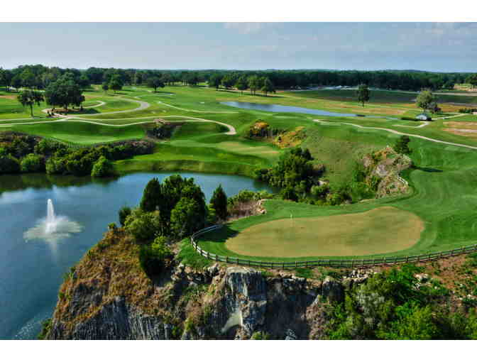Adena Golf & Country Club - One foursome with carts