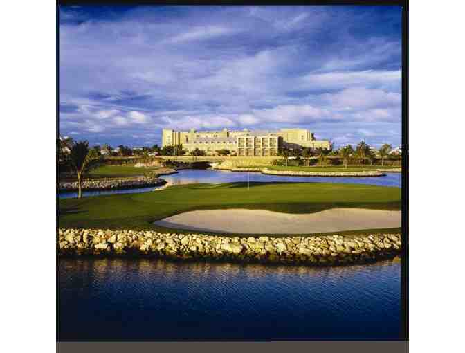The Ritz-Carlton Golf Club, Grand Cayman - One foursome with carts