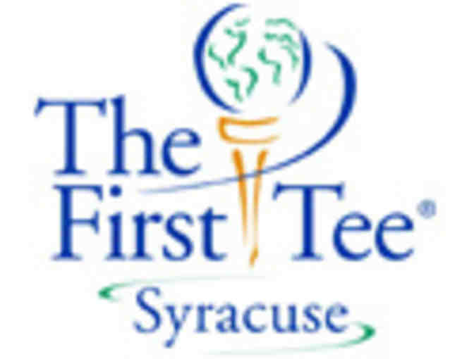 The First Tee of Syracuse at Butternut Creek - One foursome