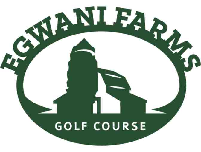 Egwani Farms Golf Course - One foursome with carts