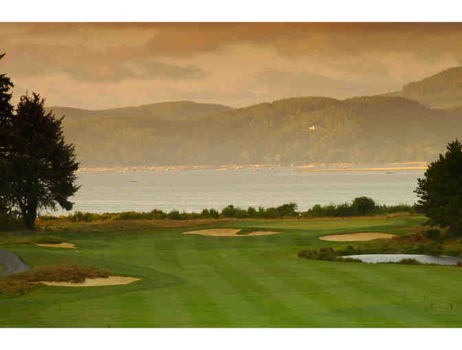 Salishan Spa & Golf Resort - Stay and Play Package for Two