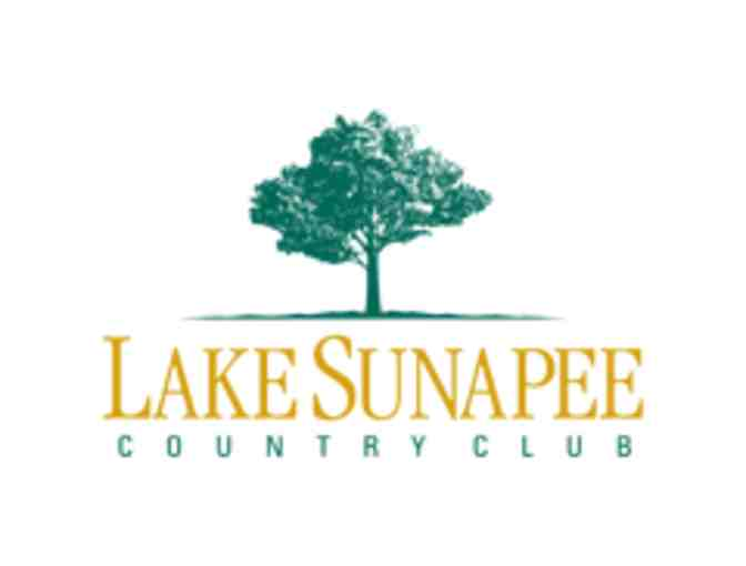 Lake Sunapee Country Club - One foursome