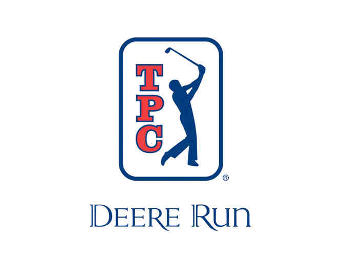 TPC Deere Run - One foursome