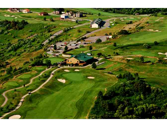 StoneCrest Golf Course - golf for four