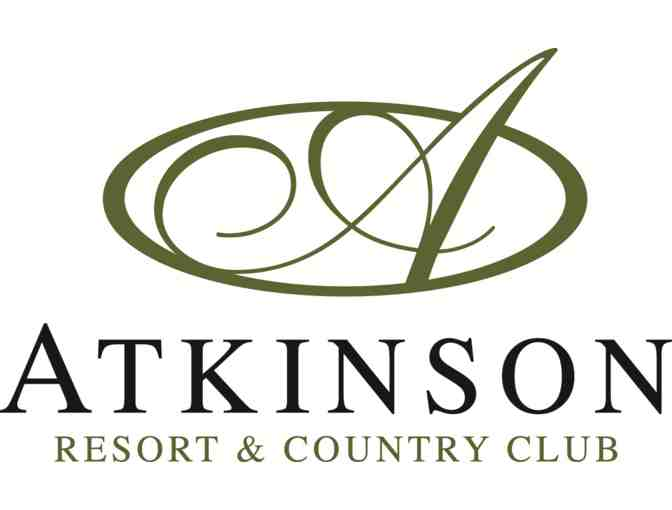 Atkinson Resort & Country Club - One foursome with carts