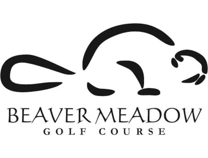 Beaver Meadow Golf Course - One foursome with carts