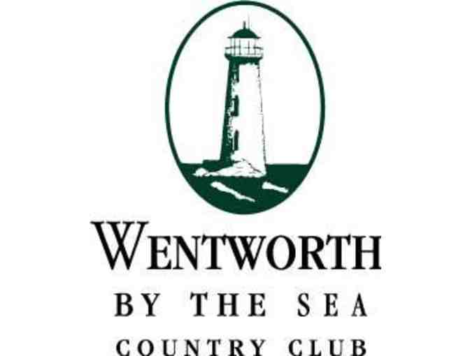 Wentworth by the Sea Country Club - One foursome
