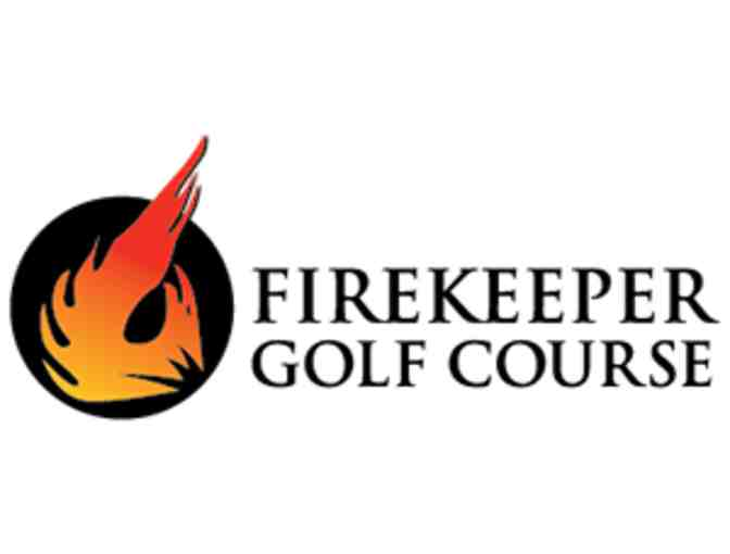 Firekeeper Golf Course - One foursome with carts