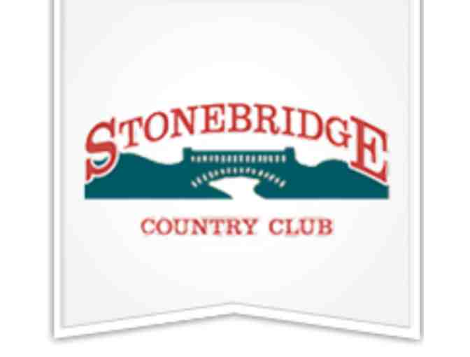 Stonebridge Country Club - One foursome