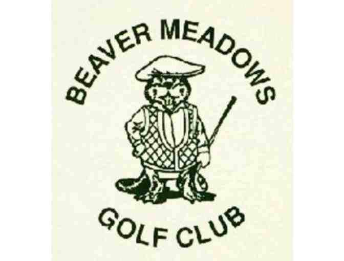 Beaver Meadows Golf Club - One foursome with carts