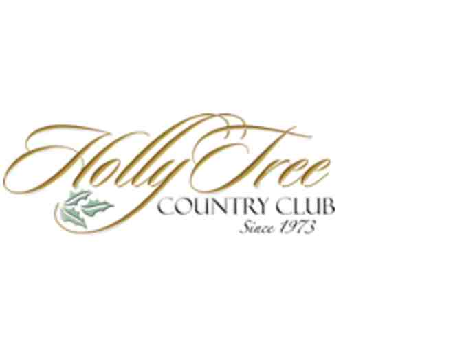 Holly Tree Country Club - One foursome with carts and range balls