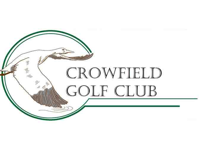 Crowfield Golf Club - A foursome with carts