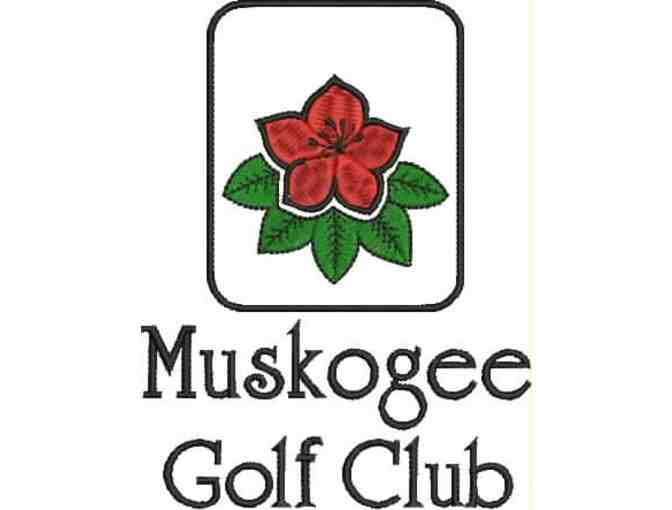Muskogee Golf Club - One foursome with carts