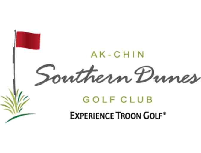 Ak-Chin Southern Dunes Golf Club - One foursome