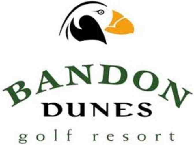 Bandon Dunes Golf Resort - Stay and play package for four