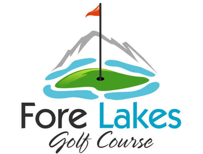 Fore Lakes Golf Course - a foursome with carts and lunch