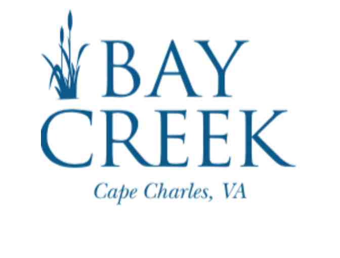 Bay Creek Resort and Club - golf for four