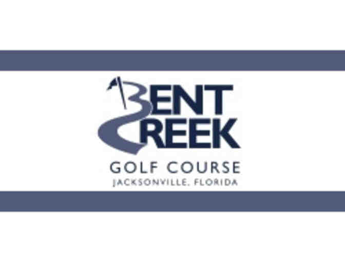 Bent Creek Golf Course - One foursome with carts