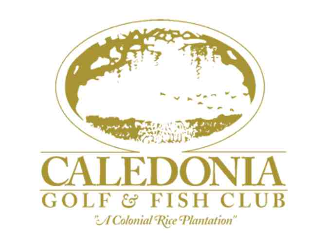 Caledonia Golf and Fish Club - One foursome with carts