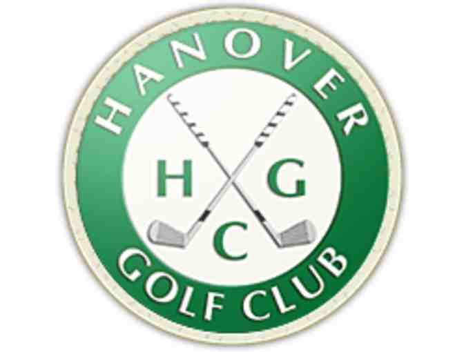 Hanover Golf Club - One foursome with carts