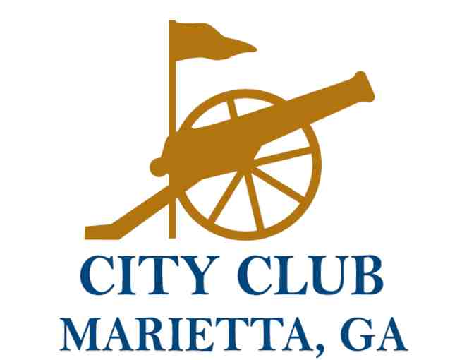 City Club Marietta - One foursome with carts