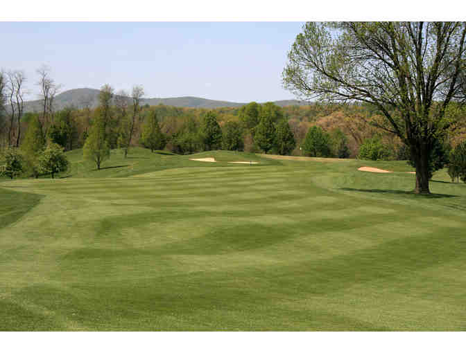 Little Bennett Golf Course - One foursome with carts
