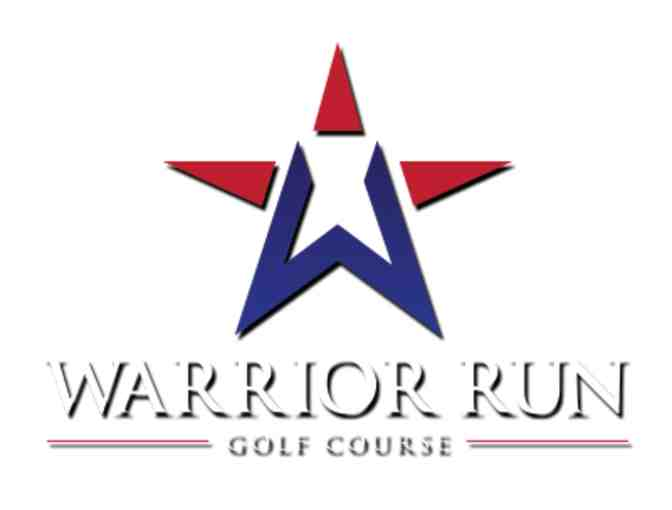 Warrior Run Golf Course - One foursome with carts