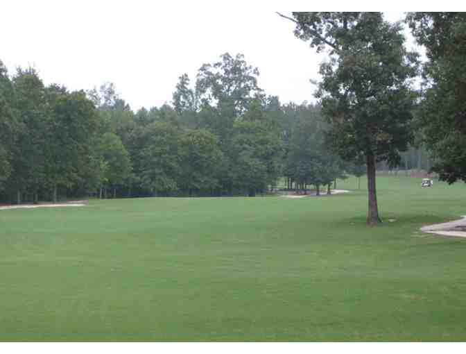Charwood Golf Club - One foursome with carts