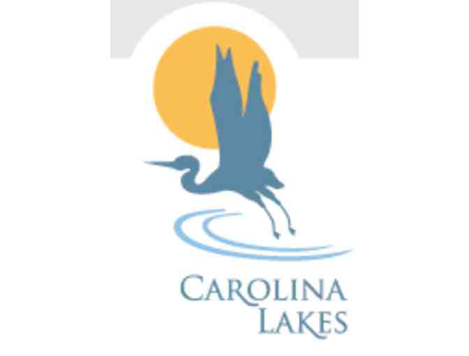 Carolina Lakes Golf Club - One foursome with carts
